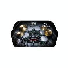 Drum set boxed with try me - Stil SHARK - 6353 - Tobe