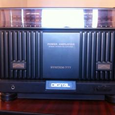 Amplificator audio - Sharp system 777