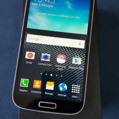 Telefon mobil Samsung Galaxy S4, Negru, 16GB, Neblocat, Single SIM - Vand Samsung Galaxy S4 ! Pachet complet
