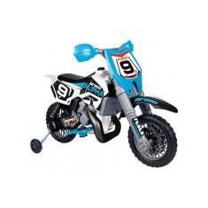 Masinuta electrica copii - Motocicleta Cross Alpha