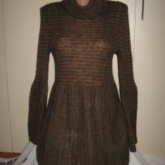 Rochie de zi Betty Barclay, Scurta, Lunga - ROCHIE Betty Barclay tricotata mohair Mar 38/ 40