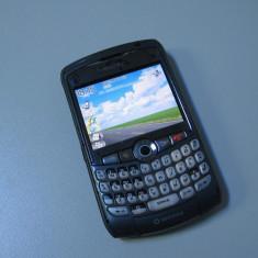 BLACKBERRY Curve 8310 - smartphone cu tastatura completa qwerty - decodat ! - Telefon BlackBerry, Gri, <1GB, Neblocat, Single core, Nu se aplica