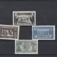 Timbre Romania, Nestampilat - ROMANIA 1933, LP 104 CENTENARUL TURMU SEVERIN, MLH, LOT 0 RO