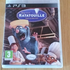 JOC PS3 DISNEY PIXAR RATATOUILLE ORIGINAL / by WADDER - Jocuri PS3 Altele, Actiune, 3+, Multiplayer