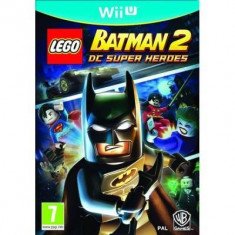 Lego Batman 2 Dc Super Heroes Nintendo Wii - Jocuri WII U