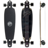 "Longboard Mindless Longboards Lakota DT Black 40""/101cm"