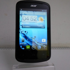Acer z120(lct) - Telefon mobil Acer, Negru, Orange, Single SIM