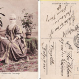 Carte Postala, Circulata, Printata - Constanta- Cadana- Tipuri -RR