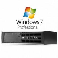 Sisteme desktop fara monitor - Calculatoare Refurbished HP Compaq 8200 Elite Core i5 2400 Windows 7 Pro