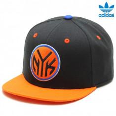SAPCA ORIGINALA 100% Adidas NBA FITTED NYK PLINA ! -XL- - Sapca Barbati, Marime: L/XL, Culoare: Din imagine