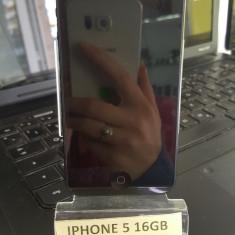 iPhone 5 Apple 16GB CODAT VODAFONE (LM03), Negru