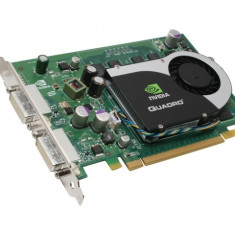 Placa video PC PNYI-E NVDIA Quadro FX 570 256MB DDR2 128BIT DVI RACIRE ACTIVA, PCI Express, nVidia