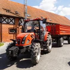 Tractor Ursus C380, motor Perkins 75CP, 4x4 - Utilitare auto