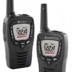 STATIE RADIO COBRA 22-Channel GMRS with 23-Mile Range, NOU, FACTURA