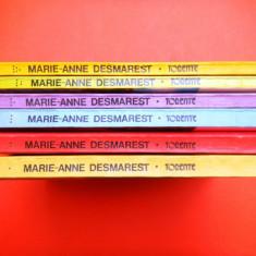 Roman - TORENTE Marie Anne Desmarest 6 volume