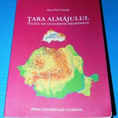 TARA ALMAJULUI - STUDIU DE GEOGRAFIE REGIONALA - ANA NELI IANAS (08008 - Carte Geografie