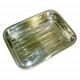 Tava din inox pentru lasagna 35 cm