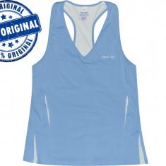 Maieu dama Reebok Rbk - maieu original - maieu sport - tricou tenis - Maiou dama Reebok, Marime: M, Culoare: Bleu