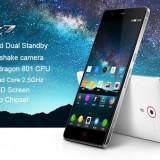 ZTE Nubia Z7 SMARTPHONE - QUADCORE 2.5Ghz, 3Gb RAM, 32GB ROM, DISPLAY 2K, NFC, IR - Telefon mobil ZTE, Alb, Neblocat, Dual SIM