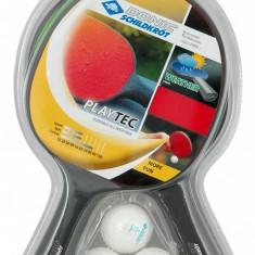 Set tenis de masa 2 palete 3 mingi Control Playtec