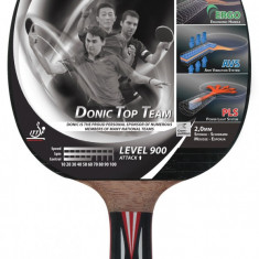 Paleta ping pong - Paleta tenis de masa Attack TOP TEAMS 900