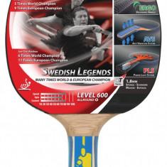 Paleta ping pong - Paleta tenis de masa Allround Swedish Legends 600
