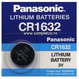 Baterie Aparat foto - 1x Panasonic Professional CR1632 BL035