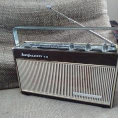 Aparat radio - Radio vintage Telefunken Bajazzo TS 101, stare buna.