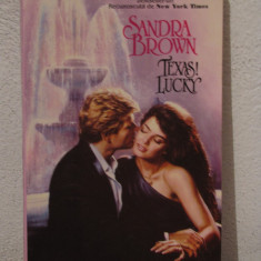 TEXAS!LUCKY -SANDRA BROWN - Roman dragoste