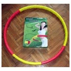 Jocuri Logica si inteligenta - Cerc gimnastica Hula Hoop Double