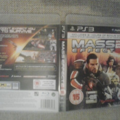 Mass Effect 2 - PS 3 ( GameLand ) - Jocuri PS3, Role playing, 16+, Single player