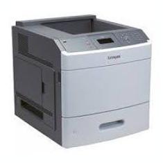 Imprimanta laser monocrom Lexmark T654DN, Duplex, Retea, 53ppm - Imprimanta laser alb negru Lexmark, DPI: 1200