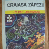 Carte educativa - CRAIASA ZAPEZII - H. CHR. ANDERSEN - carte pentru copii