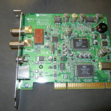 Placa DVB S Pinnacle pe PCI - TV-Tuner PC Pinnacle, Intern