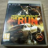Joc NFS the Run, PS3, original, alte sute de jocuri!