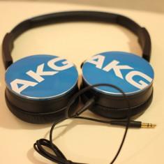 Casti Dj AKG Y50 Albastre