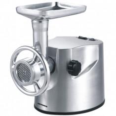 Masina de tocat carne Heinner PowerMix XMG-1600, 1600W, aluminiu - RESIGILAT