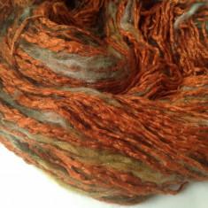 Fire - Fir de tricotat crosetat, lana cu acril, moale, matasos