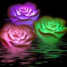 Trandafir LED