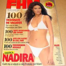 Revista FHM -  Iunie 2003