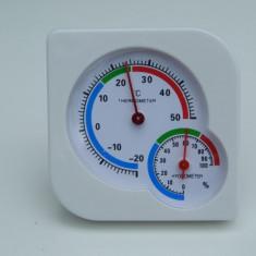Termometru - Higrometru / Termo-Higrometru analogic