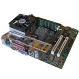 Placi de baza cpu athlon xp1700 cooler 512ram
