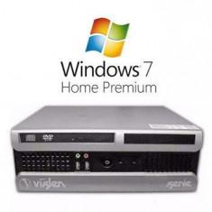 Sisteme desktop fara monitor - Calculatoare Refurbished Viglen Genie i5 2310 Windows 7 Home