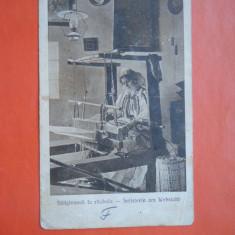 HOPCT 78 Q SALISTEANCA LA RAZBOI DE TESUT -JUD SIBIU -[CIRCULATA ], Necirculata, Printata