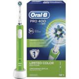 ORAL-B Periuta electrica PRO 400 Cross Action Green