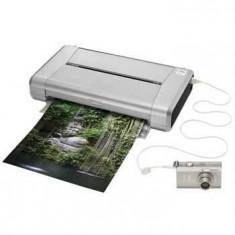 Imprimanta portabila inkjet color Canon Pixma iP100 - Imprimanta cu jet