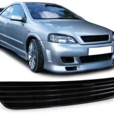 Grile Tuning, Opel, ASTRA G (F48_, F08_) - [1998 - 2009] - Grila sport Opel Astra G negru