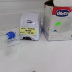 Aparat aerosoli copii - APARAT AEROSOL CHICCO (LT)
