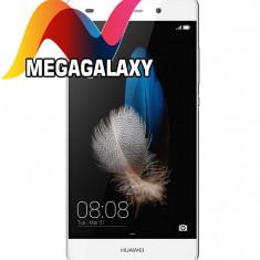 Telefon Huawei, Alb, Neblocat - Huawei P8 Lite Dual Sim, 4G, White MEGAGALAXY Garantie Livrare Imediata