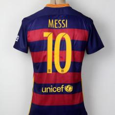 Tricou echipa fotbal, De club, Barcelona - Tricou Messi / Tricou Neymar 2015-2016 (Nou si Original 100%)